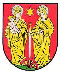 Wappen Dackenheim in der Pfalz
