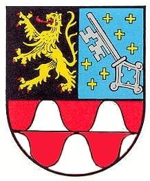 Wappen Dirmstein in der Pfalz