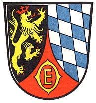 Wappen Edenkoben in der Pfalz