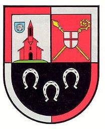 Wappen Eisenberg in der Pfalz