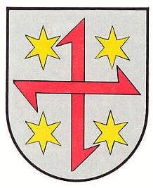 Wappen Elmstein in der Pfalz