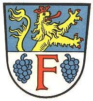 Wappen Freinsheim in der Pfalz
