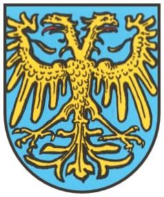 Wappen Landau - Godramstein in der Pfalz