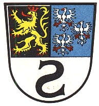 Wappen Haßloch in der Pfalz