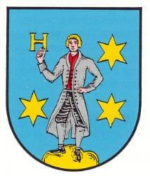 Wappen Heßheim in der Pfalz