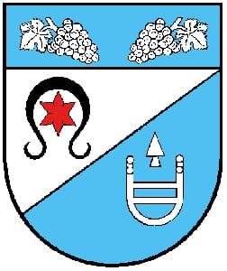 Wappen Heuchelheim-Klingen in der Pfalz