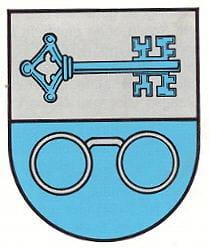 Wappen Hochdorf-Assenheim in der Pfalz