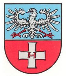 Wappen Hochspeyer in der Pfalz