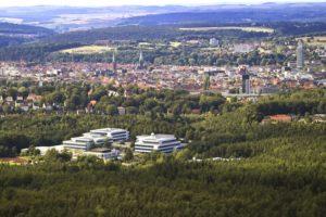 Kaiserslautern in der Pfalz