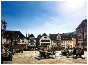 Neustadt an der Weinstraße - Marktplatz