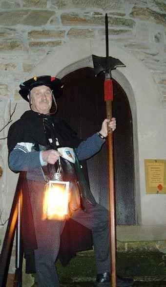 """""""Nachtwächter"""" in Obermoschel"""