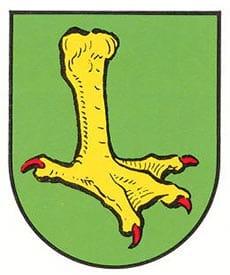 Wappen Schaidt (Wörth am Rhein) in der Pfalz