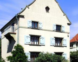 Das Strieffler-Haus in Landau