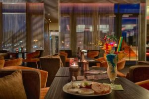 """Cocktail-Lounge """"the martin's"""" im Hotel """"Braun"""" in Kirchheimbolanden"""