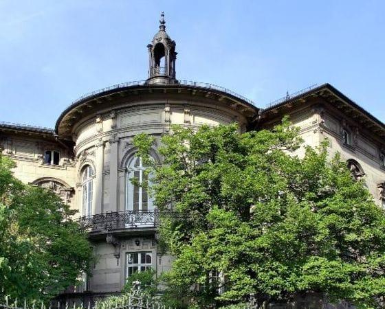 """Städtische Galerie """"Villa Streccius"""""""