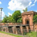 """Rundwanderweg """"Festung und Natur"""" - Star- und Zielpunkt: Das Weißenburger Tor in Germersheim"""