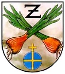 Wappen Zeiskam in der Pfalz