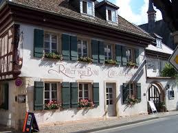 Typisches Winzerhaus in Deidesheim