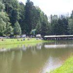 Wohnmobilstellplatze des Angelsportvereins Eußerthal