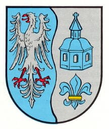 Wappen Oberschlettenbach in der Pfalz