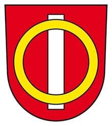 Wappen Offenbach an der Queich in der Pfalz