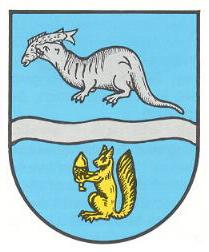 Wappen Otterbach in der Pfalz