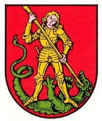Rhodt unter Rietburg in der Pfalz