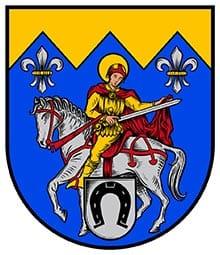 Wappen Sankt Martin in der Pfalz