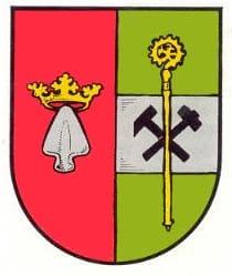 Wappen Schönau in der Pfalz