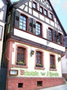 """Weinstube """"S'Reiwerle"""" in Annweiler"""