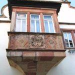 Erkervorbau Sankt Martin in der Pfalz