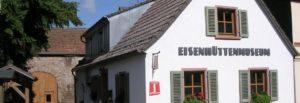 Das Eisenhüttenmuseum in Trippstadt