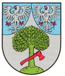 Wappen Stüterhof-Waldleiningen in der Pfalz