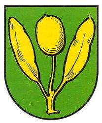 Wappen Landau-Nußdorf in der Pfalz