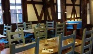 """""""Brauhaus am Turm"""": Hausbrauerei in der Turmschänke und Restaurant """"Drey Kronen"""" in Kirchheimbolanden"""