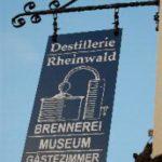"""""""Brennerei - Museum"""" Destillerie Rheinwald mit Gästezimmern in Meckenheim"""