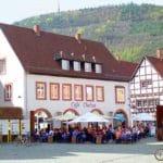 """Café """"Chelini"""" in Annweiler in der Pfalz"""