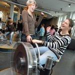 """""""Dynamikum"""" in Pirmasens, Museum erleben – der Rodeokreisel"""