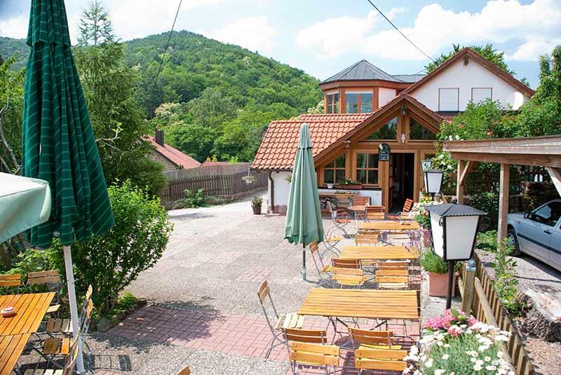 Burgsch 228 Nke An Der Kropsburg Restaurant Ausflugslokal