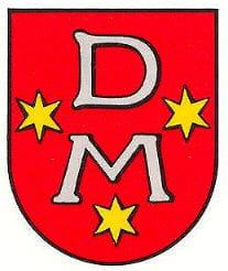 Wappen Landau - Mörzheim in der Pfalz
