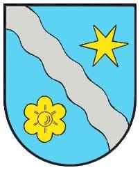 Wappen Offenbach-Hundheim in der Pfalz