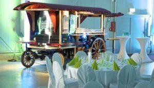 """Eventrestaurant """"Weindorf"""" im Technik Museum in Speyer"""