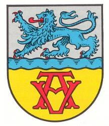 Wappen Ulmet in der Pfalz