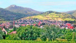 Albersweiler in der Pfalz