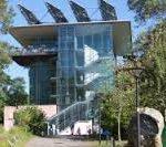 """Das """"Biosphärenhaus"""" in Fischbach bei Dahn"""