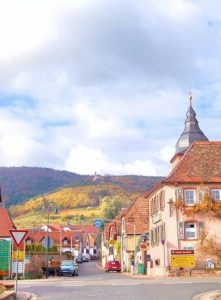Burrweiler in der Pfalz