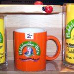 "Souvenir- & Fanartikel ""Paddelweiher-Hütte"""