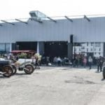 """Hangar 10"": Eventhalle, -location mit Restaurant & Hotel am ""TECHNIK MUSEUM SPEYER"""