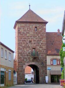 """""""Das Obere Tor"""" in Billigheim - Ingenheim in der Pfalz"""