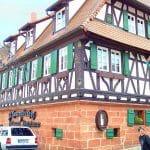 Landgasthaus mit Gästezimmern, Weinstube